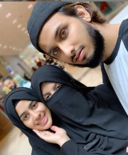 Social media stars who were married to same man and fronted Islamic