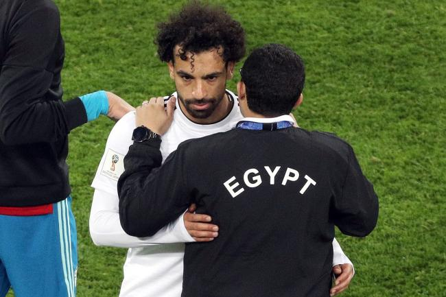 Egypt's hopes of glory rely heavily on Mohamed Salah