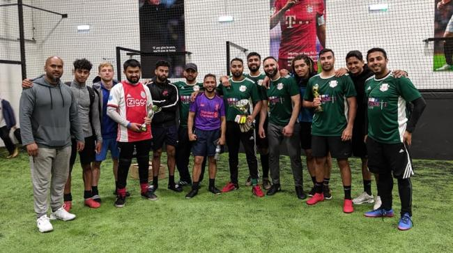 Coppice Rangers turn on in style in five-a-side final