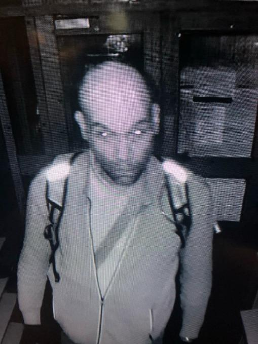 Police have released a CCTV image of a man they wish to speak to in connection with a burglary at a Chester mosque.