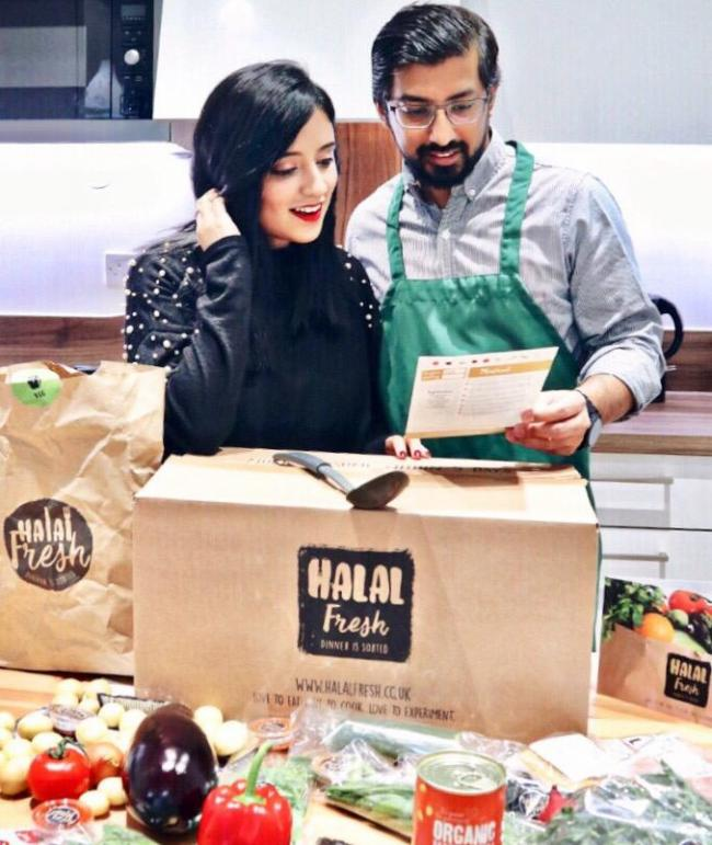 New halal 'meal kit' delivery service launched
