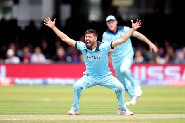 Mark Wood will be sidelined for up to six weeks