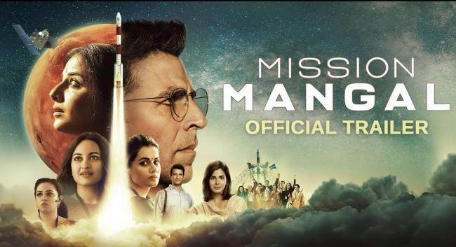 Akshay proud of upcoming 'Mission Mangal'