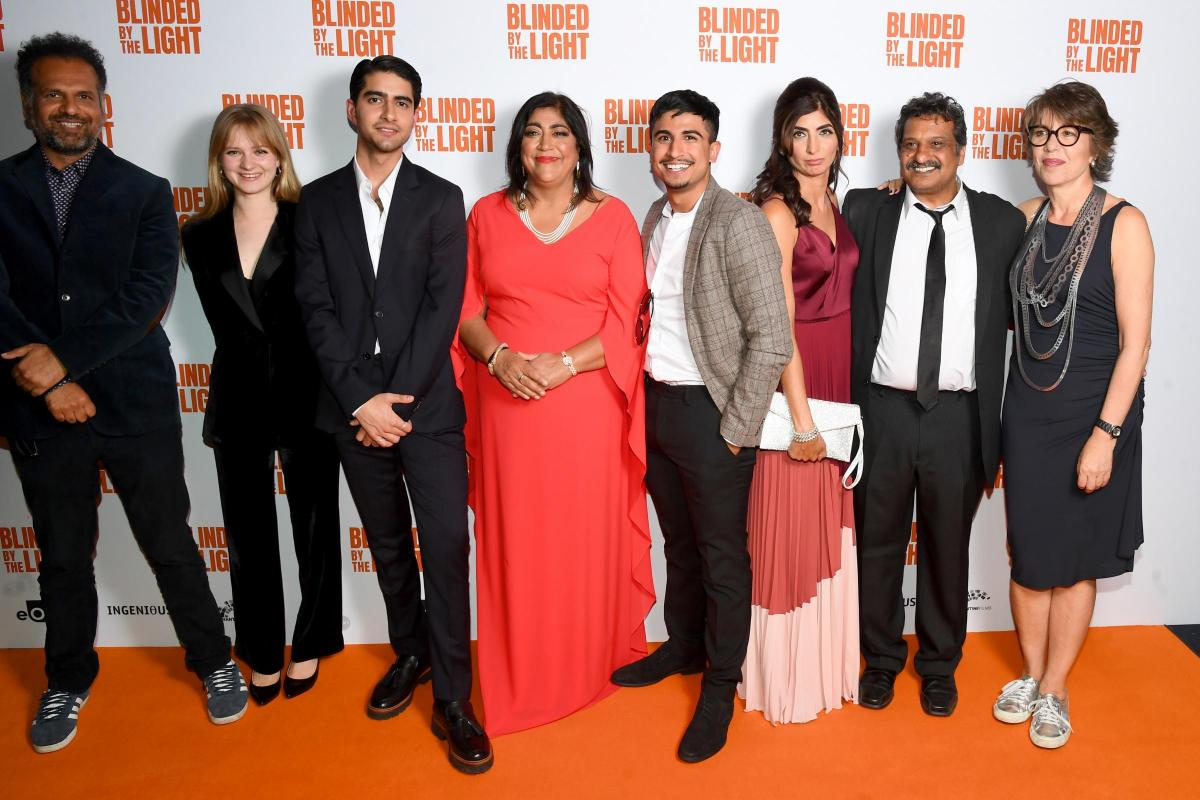 Blinded By The Light Uk Gala Screening Asian Image