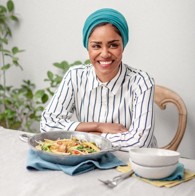 Nadiya Hussain: 'I'm here and I can do this and anyone else can'