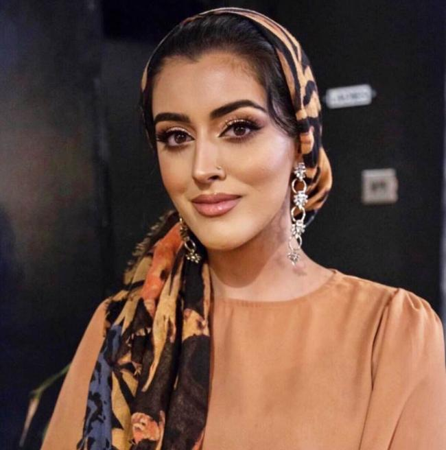 Make up artist Hifssa Chaudhry on how modesty, fashion and empowerment can go together