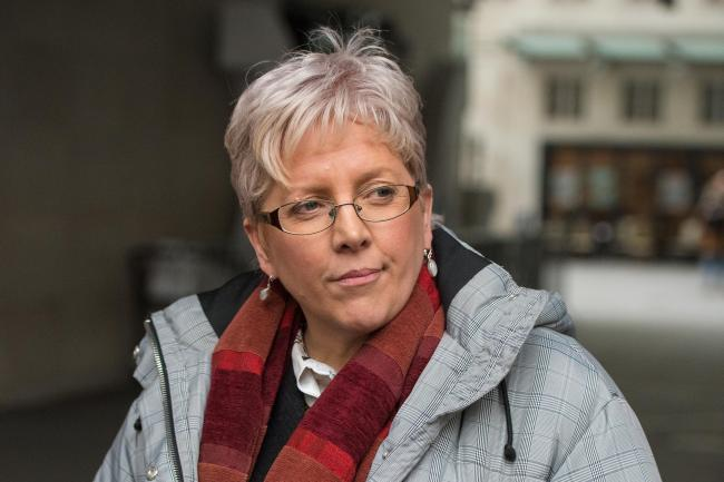 Carrie Gracie