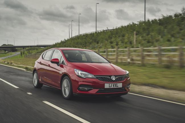 The new Vauxhall Astra :  'A balance between performance and efficiency'