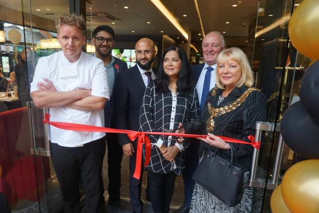In Pictures: New Heavenly Desserts restaurant opens in Bolton