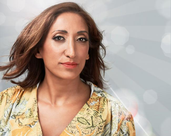 Shazia Mirza  'Coconut' tour dates announced