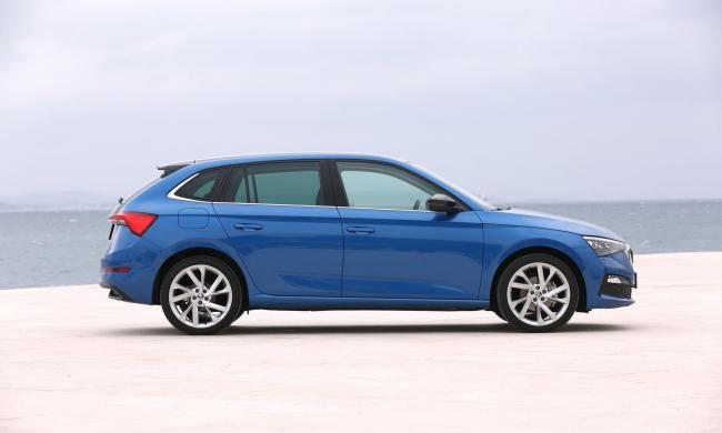 Skoda Scala:  'A worthy challenger to the Astra and Focus'