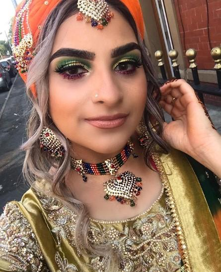 For The Love Of All Things Pakistani Meet The Fashion Designer Celebrating Traditions Asian Image
