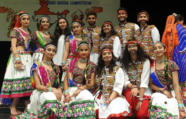 Gujarat Hindu Society do Preston proud in national competition