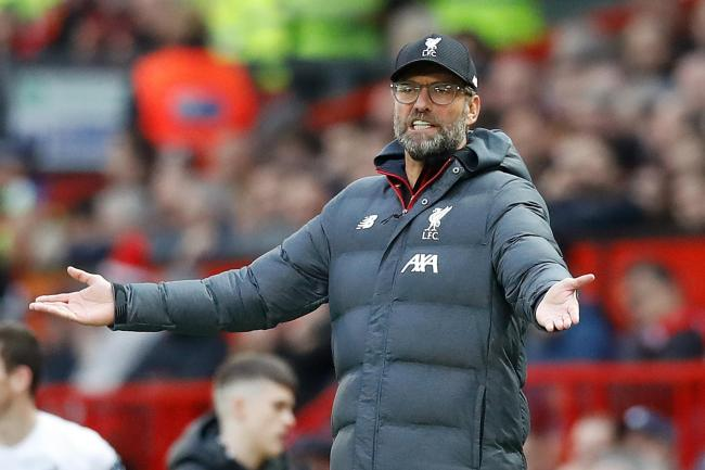Liverpool manager Jurgen Klopp is not a fan of how VAR is making referee's officiate