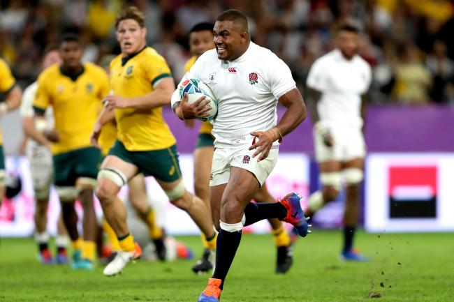 England v Australia – 2019 Rugby World Cup – Quarter Final – Oita Stadium