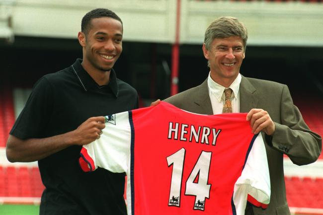 Signing Thierry Henry is an undoubted highlight of Arsene Wenger's Arsenal reign.