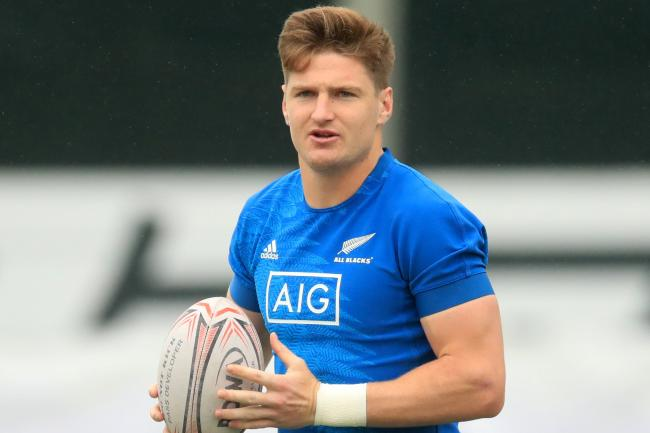 Beauden Barrett has impressed for New Zealand in Japan