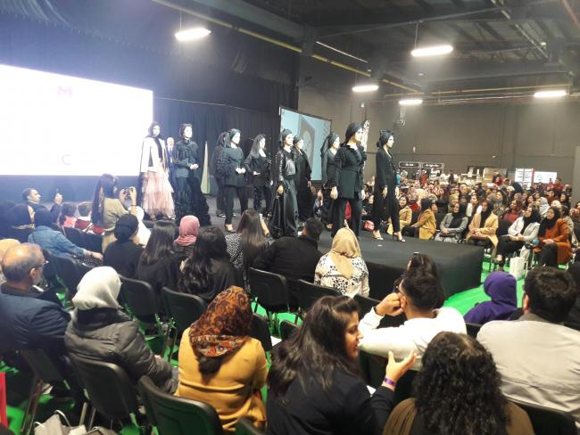 Muslim Lifestyle Expo 2019 at Event City