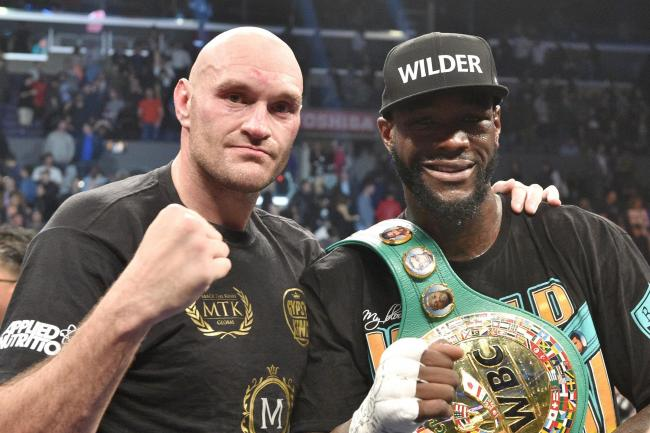 Tyson Fury and Deontay Wilder's rematch is set to go ahead on February 22