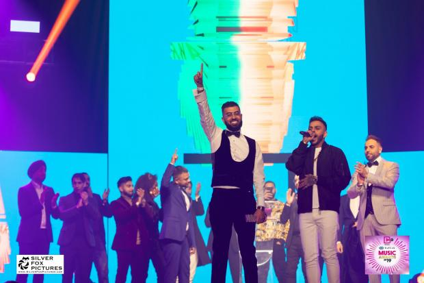 In Pictures: BritAsia TV Kuflink Music Awards