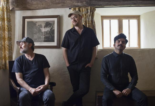 Navarasa: Nine Emotions is the third album from Fife singer-songwriter James Yorkston, English jazz bassist Jon Thorne and Indian sarangi player Suhail Yusuf Khan, a trio who came together by chance