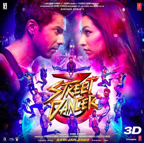 Watch:  India and Pakistan go head to head in 'Street Dancer 3D'