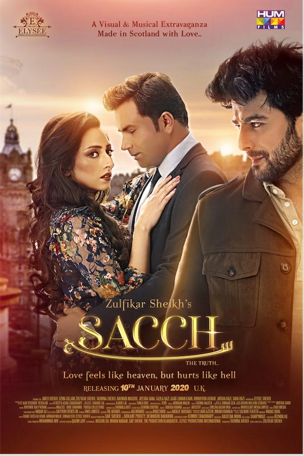 Watch: First Pakistani romantic drama to be filmed in Scotland - 'Sacch'