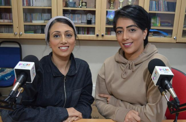 Qudsiya (left) recently appeared on Pendle Community Radio alongside Shaheeda Mohmed to highlight her appeal. The live discussion was hosted by Faz Patel MBE. (Pendle Community Radio)