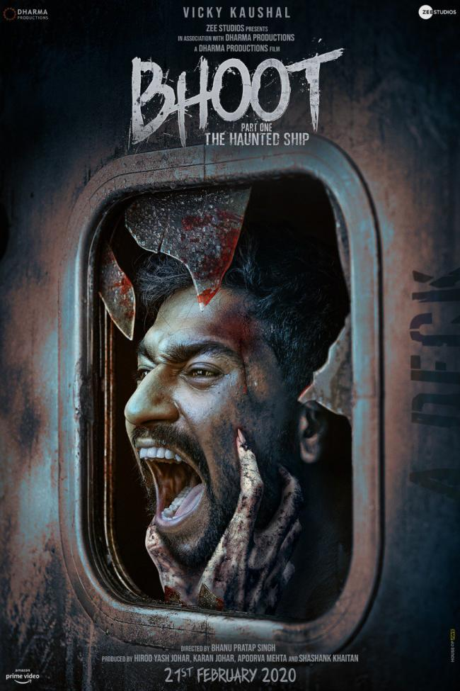 First look at 'Bhoot – The Haunted Ship'