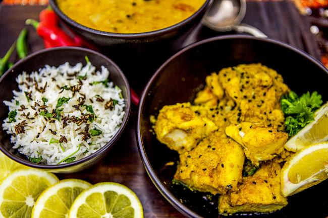 Shorshe Jhol: The fish dish with some real punch