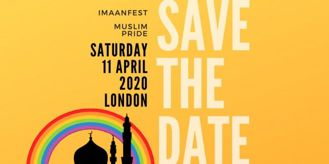 Imaan announce date for UK's first ever Muslim Pride festival