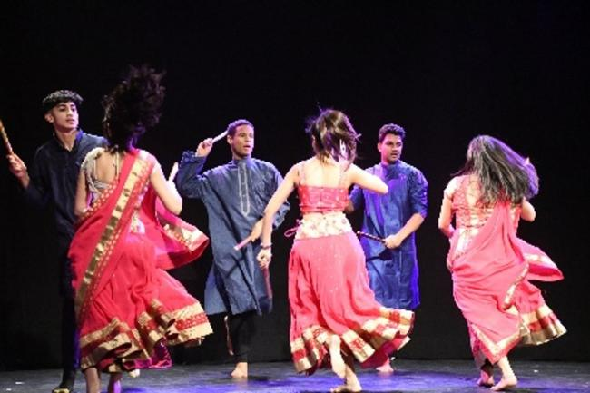 Students performed dances, shows and musical numbers over the two-day Taal event