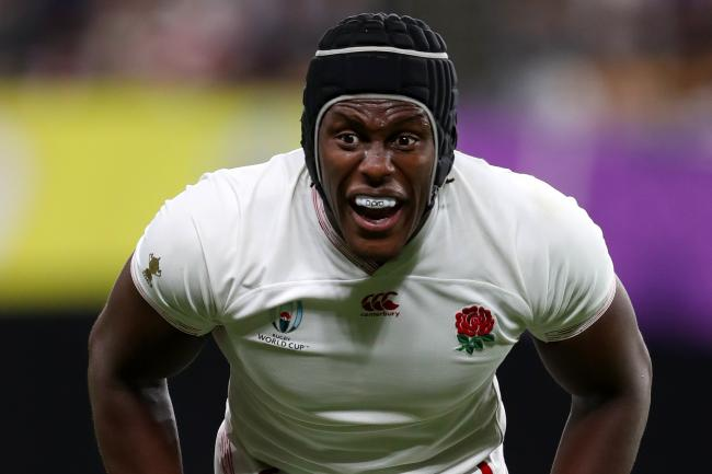 Maro Itoje does not want his salary made public
