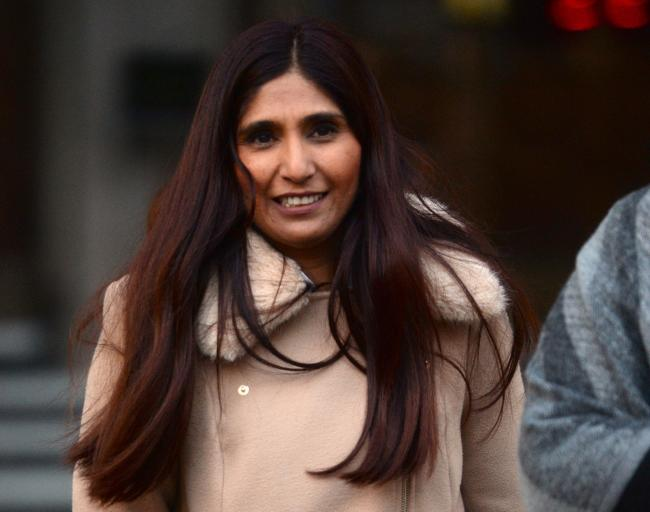 Nasreen Akhter, as Court of Appeal judges are set to rule on a challenge over the legal status of her estranged Islamic faith marriage.