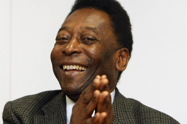 Pele is among the best footballers ever