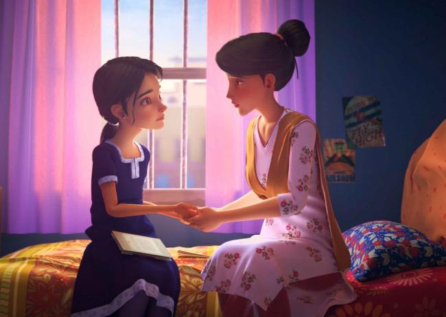 'Sitara - Let Girls Dream' - Pakistan's first Netflix Original film released