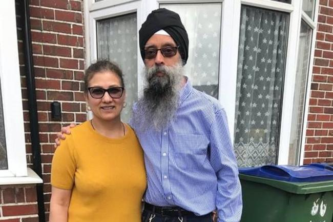 Son charged in Oldbury couple death