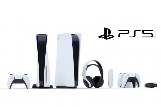 Sony reveals PS5 console