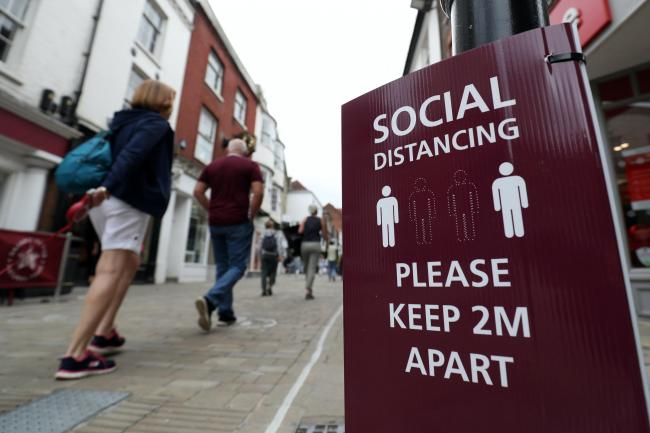 Social gatherings of more than six to be banned in England