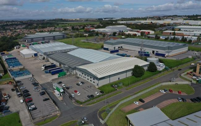 Accrol Paper's Blackburn HQ acquired for £25m (Knight Frank Investment Management)