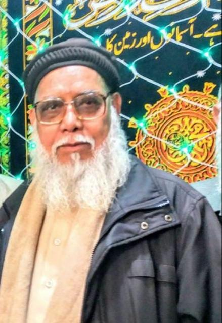 Tributes have been paid to Haji Qurban, 70, who was described as a local hero.