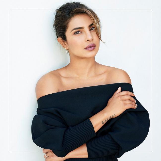 Priyanka Chopra Jonas named The British Fashion Council ambassador