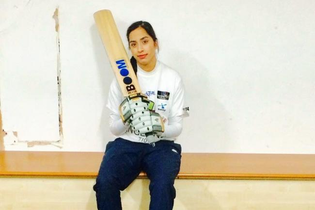 From stubborn child to cricket campaigner, Salma Bi honoured for work with girls