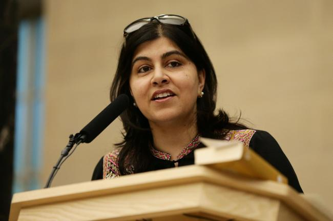 Lady Warsi raised issue in Parliament of Muslims being blamed for spreading of coronavirus