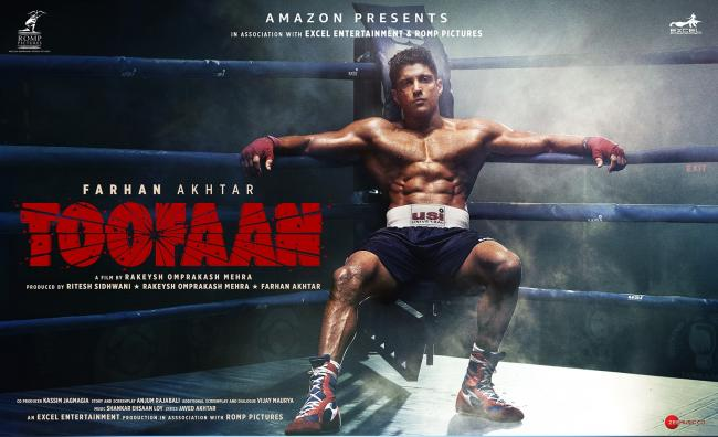 'Toofaan'  to premiere on Amazon Prime in May