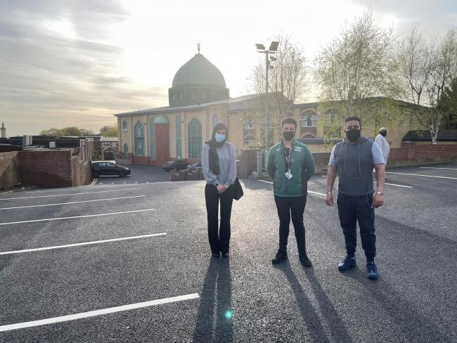 Morrison's staff joined charity to observe fast during Ramadan