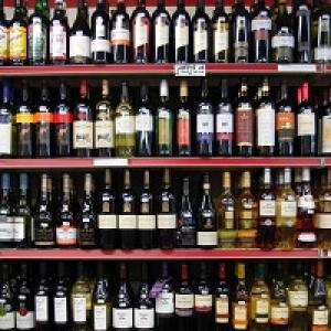 Supermarkets and off-licences will be banned from selling alcohol below cost price