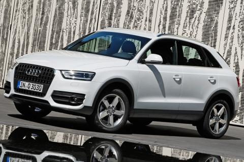 Asian Image: THE Audi Q3
