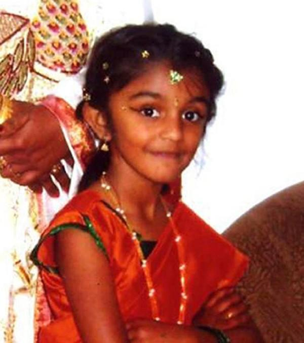 Life sentence for gang who shot five-year-old Thusha