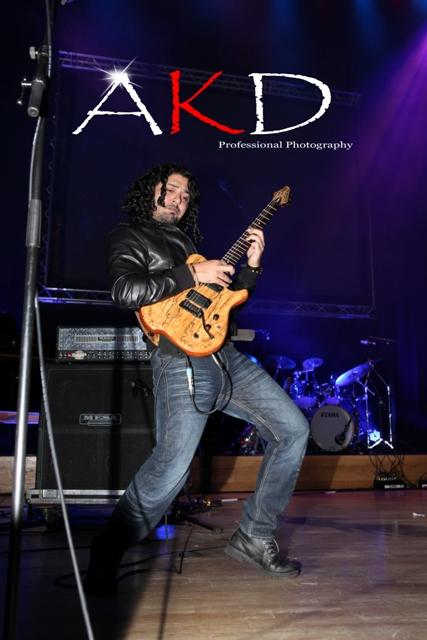Atif Aslam live at the Bridgewater Hall, Manchester April 29 2012. Photo's courtesy of AKD Studio.